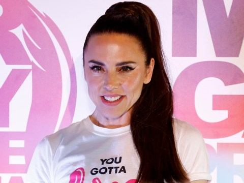 Mel C recalls feeling 'hopeless' as she battled eating disorder and depression in Spice Girls