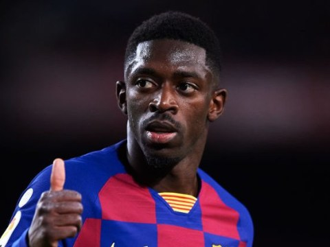 Barcelona set asking price for Manchester United to sign Ousmane Dembele in January