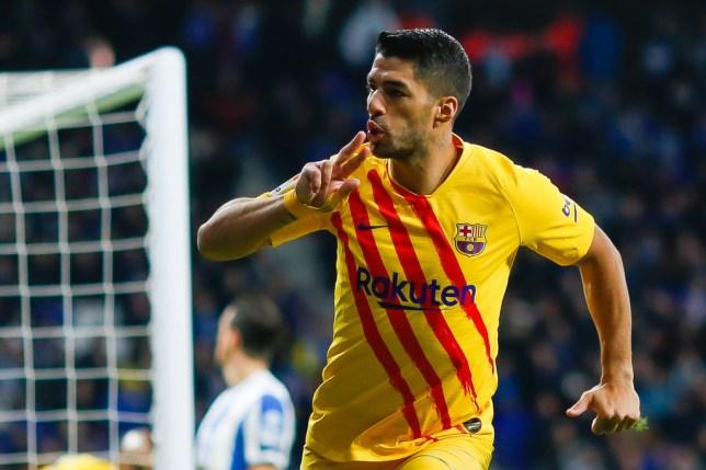 Barcelona in shock Luis Suarez U-turn after he pulls plug on Juventus transfer