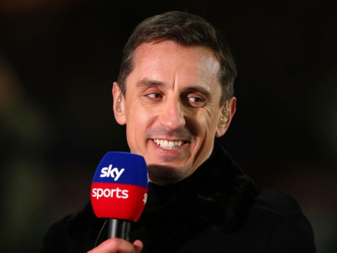 Gary Neville rates Chelsea and Tottenham's Premier League title chances