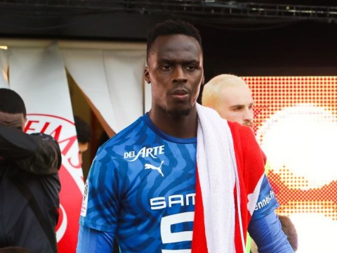 Chelsea target Edouard Mendy skips Rennes training and left out of squad ahead of transfer