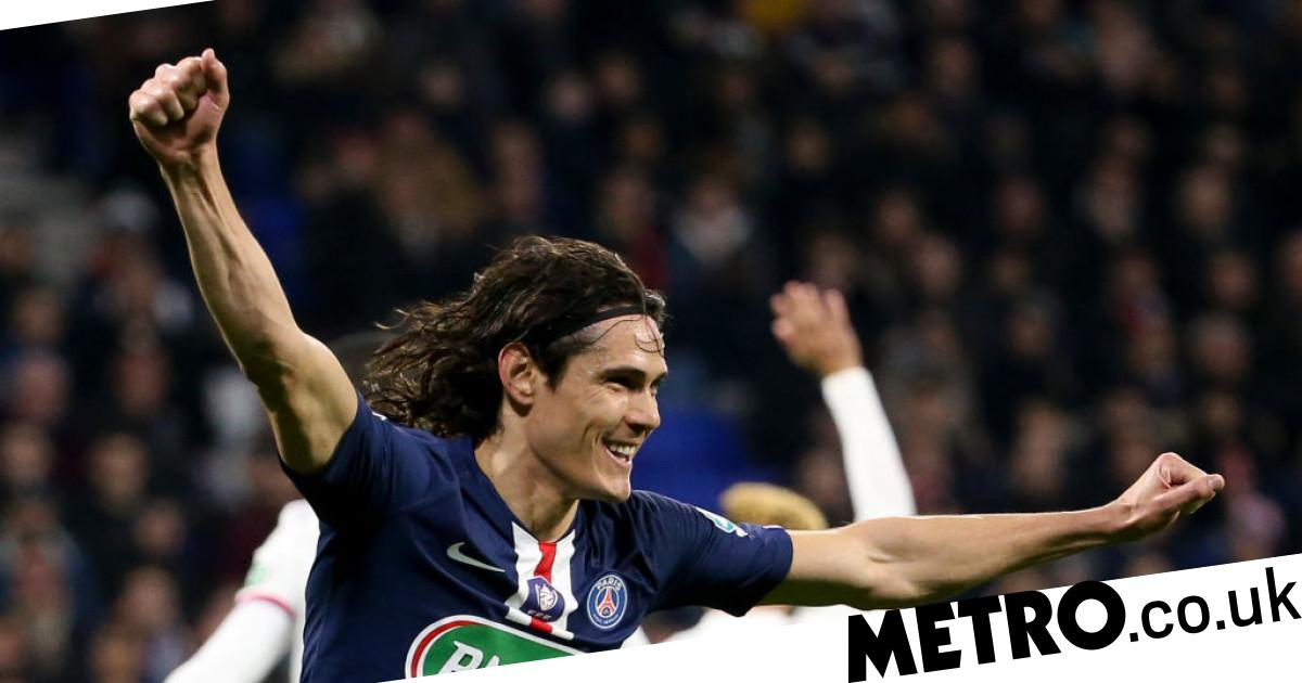 Manchester United in talks with Edinson Cavani over summer transfer - metro