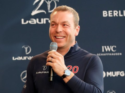 Sixty Seconds: Sir Chris Hoy on why he admires Beyonce, and his surprise appearance on Great British Bake Off