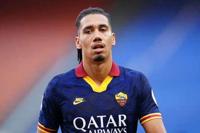 Manchester United are holding out for a £25m fee for Chris Smalling