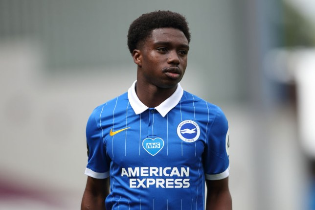 Brighton defender Tariq Lamptey is wanted by Bayern Munich
