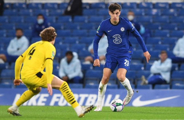 Kai Havertz Singles Out Chelsea Ace For Special Praise After Hat Trick Metro News