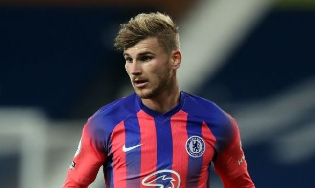 Timo Werner is still searching for his first Premier League goal for Chelsea