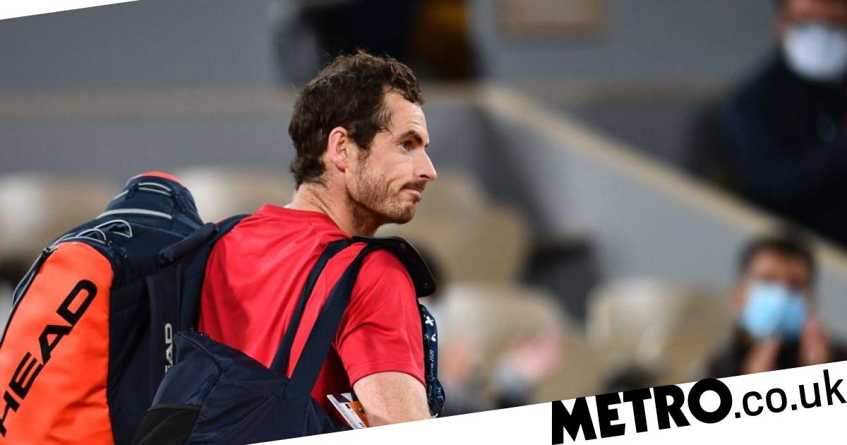 'Just not good enough' – Andy Murray criticises his performance after Stan Wawrinka thrashing at French Open - metro