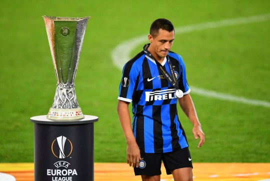 Alexis Sanchez has relaunched his career at Inter