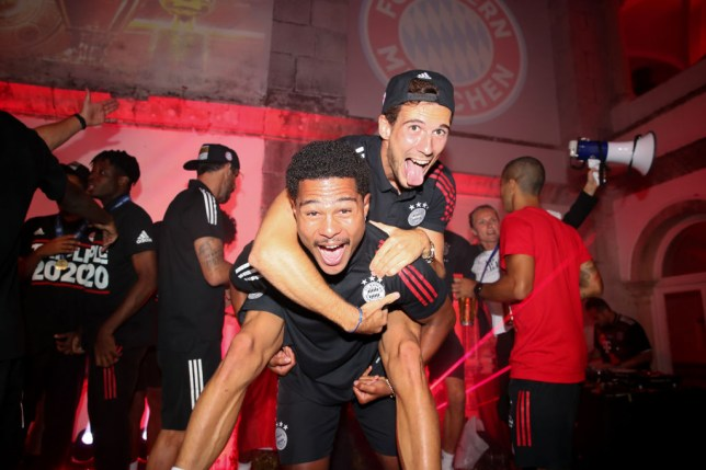 Bayern Munich squad believe Chelsea starlet Callum Hudson-Odoi will join them before transfer window closes