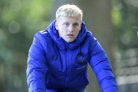 Donny van de Beek became Ole Gunnar Solskjaer's first summer signing