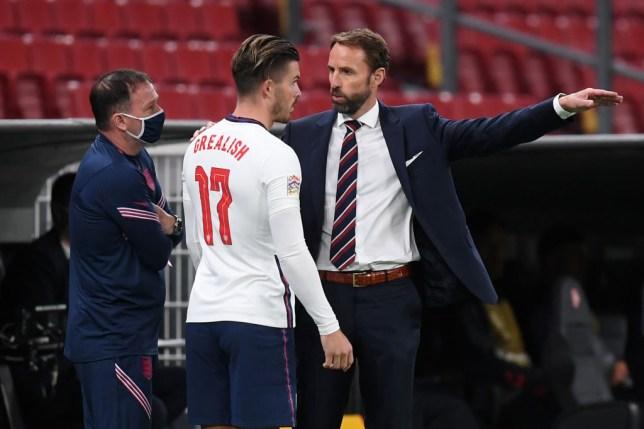 Denmark v England - UEFA Nations League