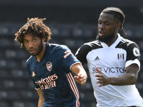 Mohamed Elneny responds after Mikel Arteta brands his display against Fulham as 'phenomenal'
