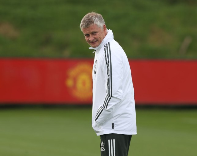 Solskjaer is happy with his defensive options