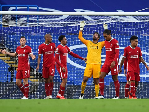 Alisson hails 'monster' Fabinho after Liverpool's victory over Chelsea