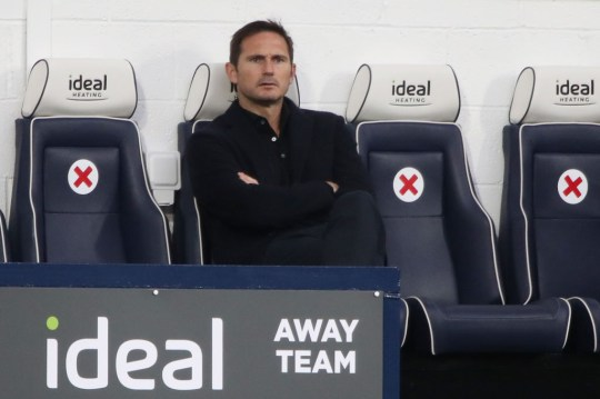 The Chelsea boss cut a frustrated figure on the sidelines