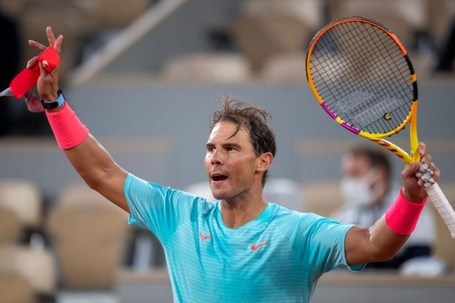 Rafael Nadal Serena Williams And Dominic Thiem React To French Open Wins Metro News