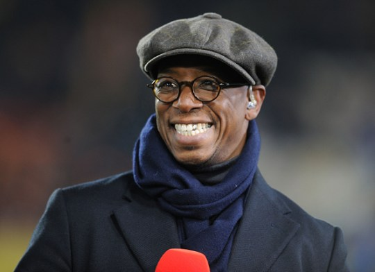 The Arsenal youngster has been compared to club legend Ian Wright