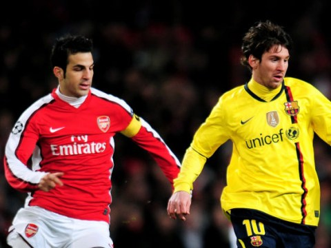 Lionel Messi was 'tempted' to follow Cesc Fabregas to Arsenal, reveals former agent