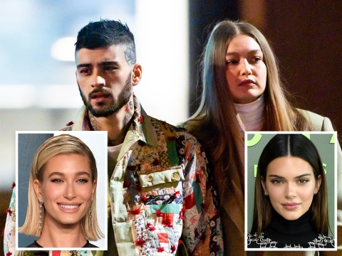 Hailey Baldwin and Kendall Jenner lead stars congratulating Gigi Hadid and Zayn Malik as they welcome baby