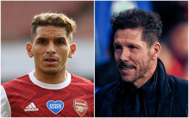 Diego Simeone has reportedly spoken to Lucas Torreira about a move to Atletico Madrid