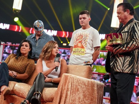 Aalyah Mysterio's future WWE plans revealed by brother Dominik