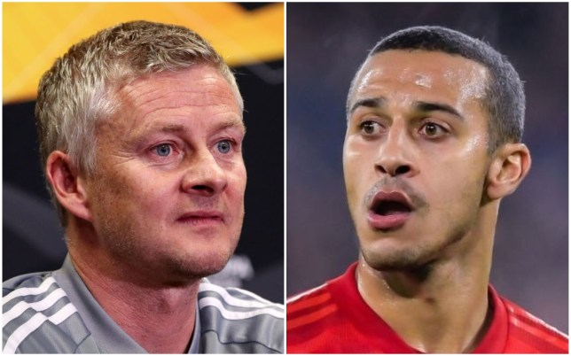 Ole Gunnar Solskjaer has spoken to Thiago Alcantara about joining Manchester United