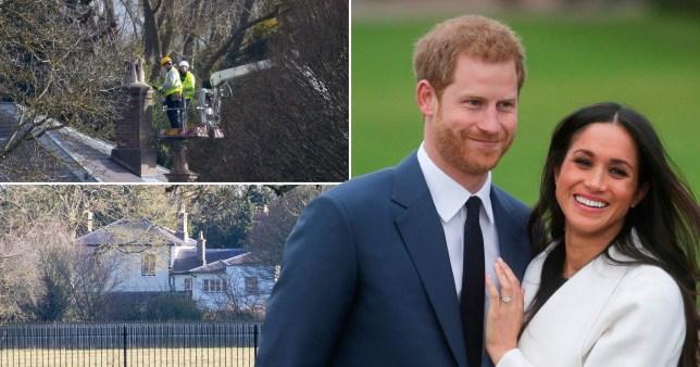 Prince Harry pays back cost of cottage renovation