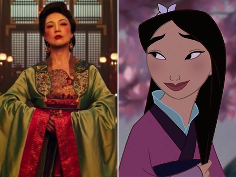 Original Mulan star Ming-Na Wen delights fans with surprise cameo in Disney's live-action remake