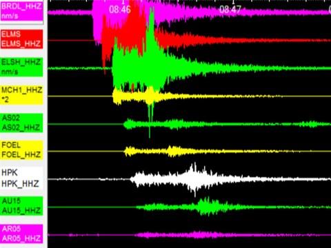 Earthquake rocks UK as people report loud bang and houses shaking