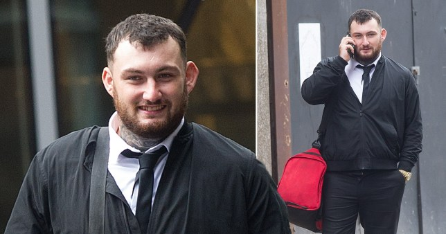 Drunk son spared jail for battering paramedic who was treating his dad