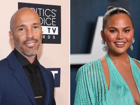 Selling Sunset's Jason Oppenheim proves to Chrissy Teigen how 'real' he is by showing her house to client