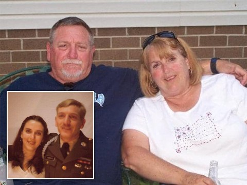 Couple together for 48 years held hands as they died four minutes apart from coronavirus