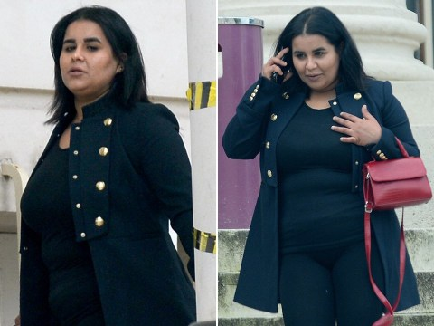 Mum stole train passenger's suitcase filled with £76,000 worth of designer clothes