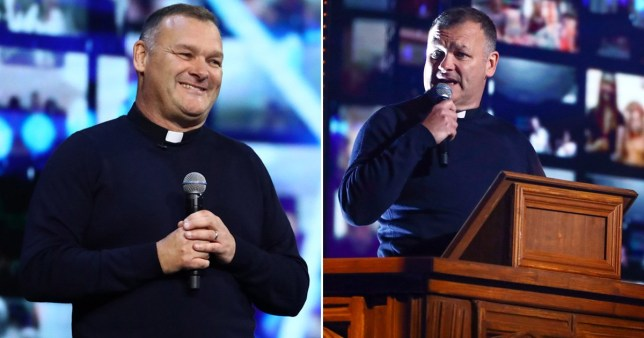 Exclusive - BGT vicar struggled without studio audience during semi-final
