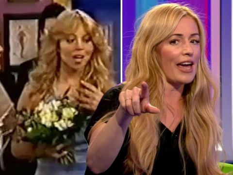 Cat Deeley recalls adorable BTS moment with Mariah Carey during iconic SM:TV Live wedding
