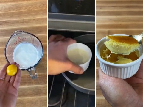Amazing crème brûlée recipe only needs three ingredients you probably already have