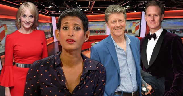 From Naga Munchetty to Dan Walker: BBC Breakfast salaries broken down (check if they went up or down)
