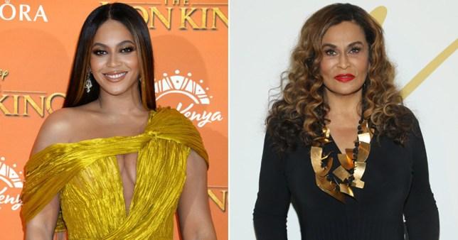 Beyonce Tina Knowles