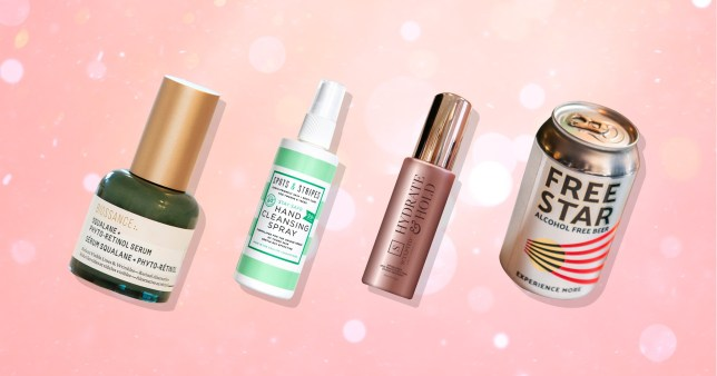 The hot list of fashion and beauty products