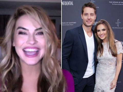 Selling Sunset's Chrishell Stause is 'over' tough divorce from Justin Hartley and moving 'onwards and upwards'
