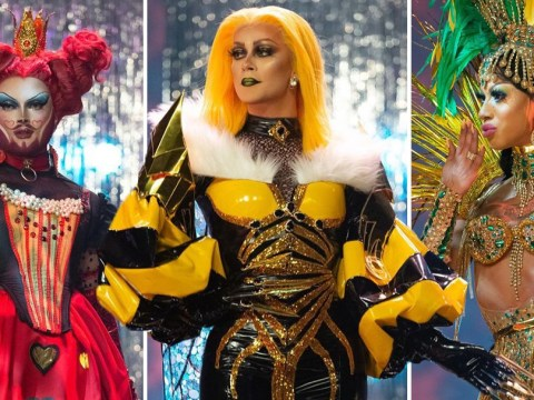 Drag Race Holland's first eliminated queen on being branded 'demon' by religious family