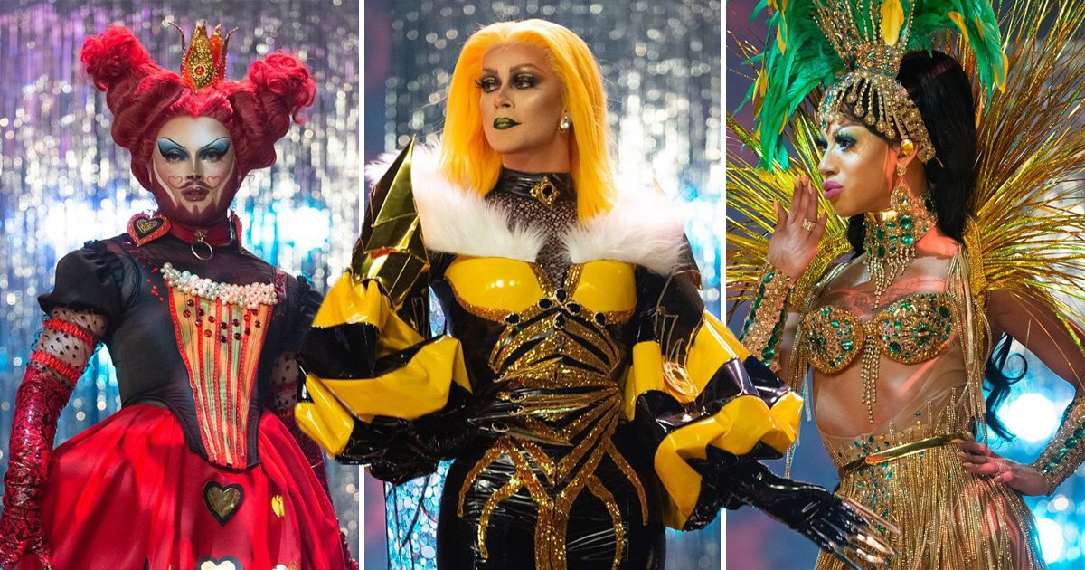 Drag Race Holland U0026 39 S First Eliminated Queen On Her