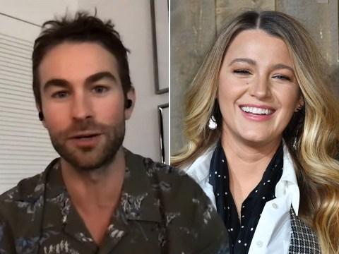 Chace Crawford was offered the chance to become a Chippendales dancer and Blake Lively loved it