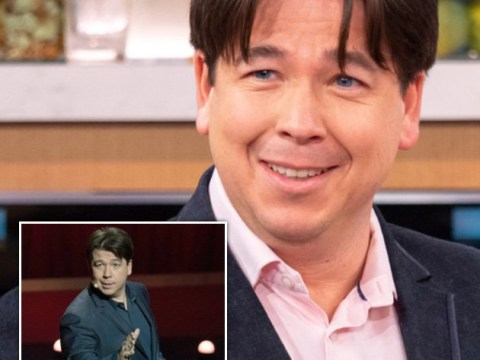 Sixty Seconds: Michael McIntyre on the 'pressure' to be funny, swearing in his stand-up and making 'edgy' jokes