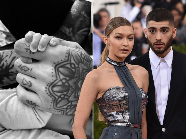 Zayn Malik and Gigi Hadid are Officially New Parents.
