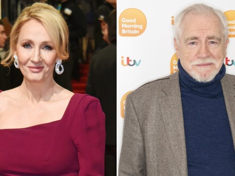 Brian Cox defends JK Rowling over menstruating row as he blasts cancel culture