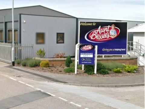 Aunt Bessie's factory worker dies after coronavirus outbreak