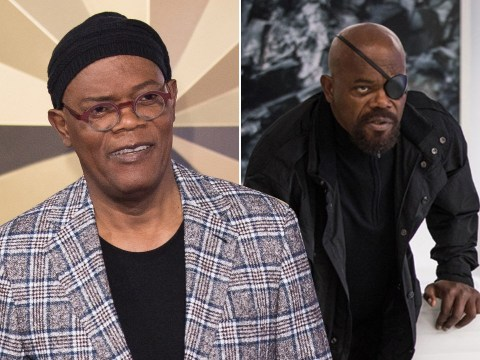 Samuel L Jackson 'to reprise his role as Nick Fury in Marvel series for Disney Plus'