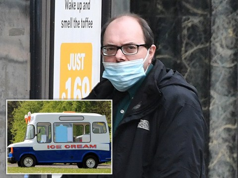 Convicted paedophile battling to keep job as ice cream man